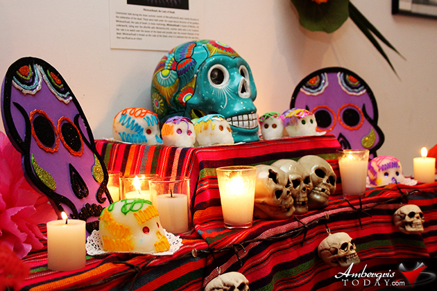 Day of the Dead Finados Exhibit at San Pedro House of Culture