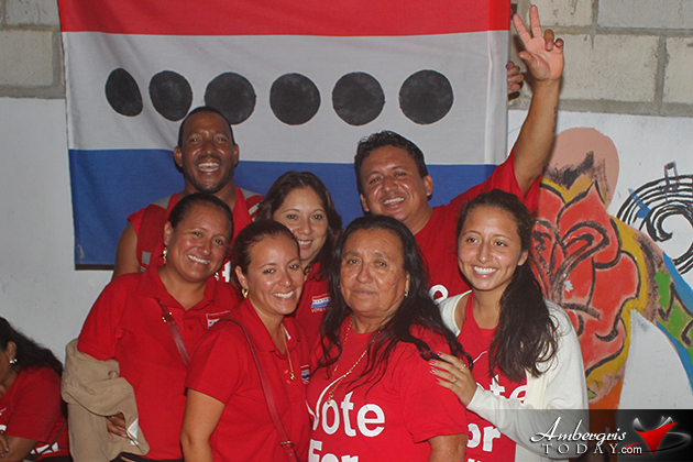 Three-Peat for UDP Government and Manuel Heredia Jr.