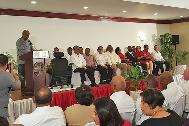 Manuel Heredia Keeps Tourism Ministry as New Belize Cabinet Appointed