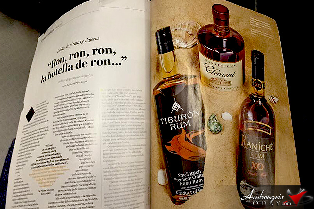 Belize's Tiburon Rum Continues Going Global
