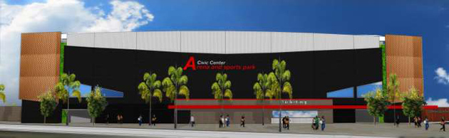 Belize Starts Construction of New City Center Arena And Cultural Complex