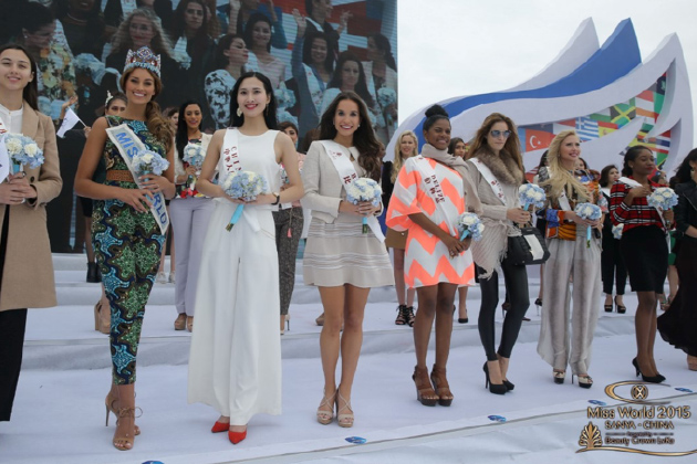 Miss World Belize 2015 Appointed Image Ambassador