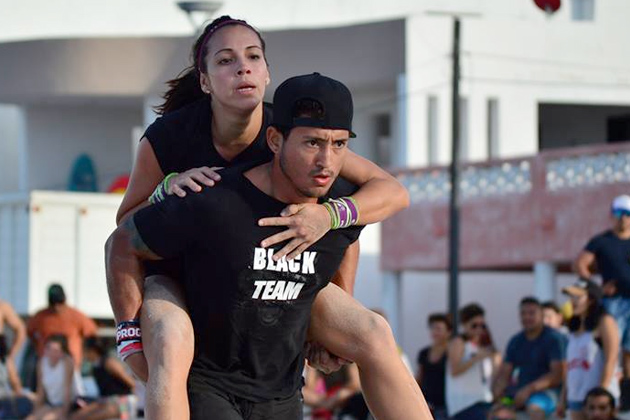 Black Team Belize Takes First Place at Crossfit Regional Competition in Merida, Mexico