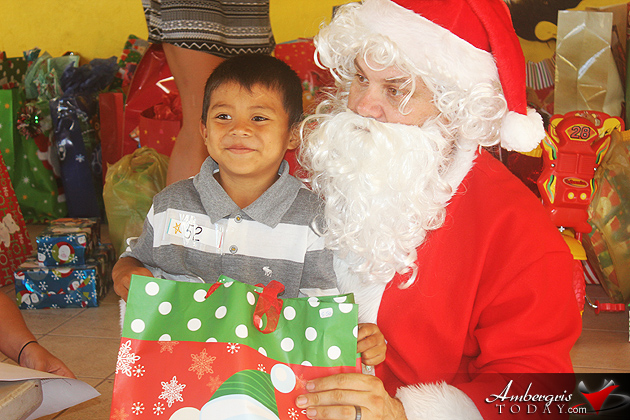 Adopt A Bear Toy Drive delivers gifts to less fortunate children of Ambergris Caye