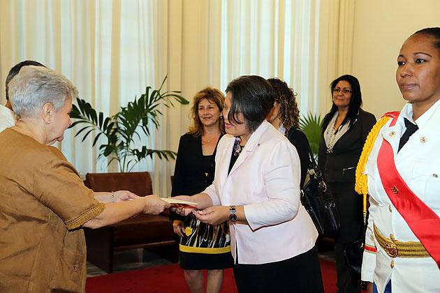 Belize Appoints Ambassador to Cuba