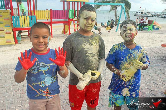 Carnaval Fun Kicks of in San Pedro, Ambergris Caye