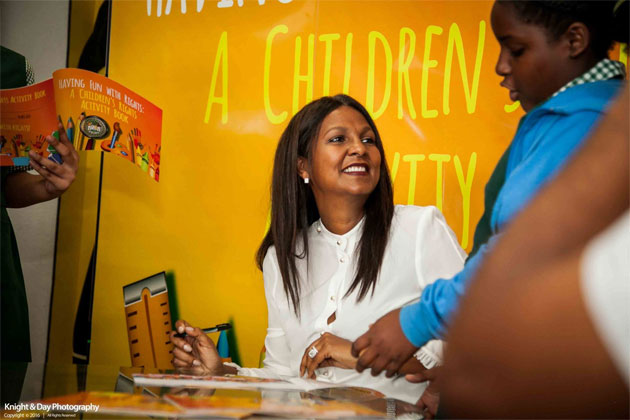 Children's Rights Activity Book Launched in Belize, Special Enjoy for Women and Childen