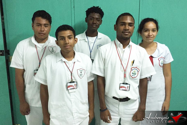 San Pedro High Take On Sagicor Visionary Challenge Again