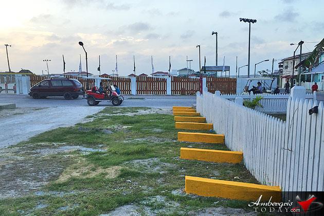 San Pedro Town Council Designates Island Parking Lot