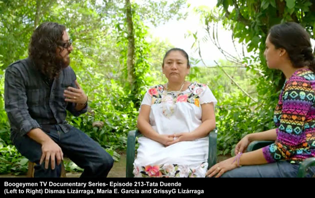 Belize Folklore Documentary of Tata Duende Airs in Canada