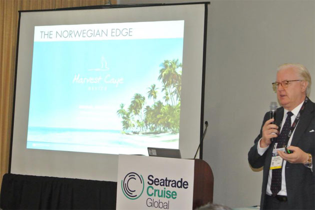 Norwegian Cruise Line Announces First Call and Reveals Details to Harvest Caye, Belize