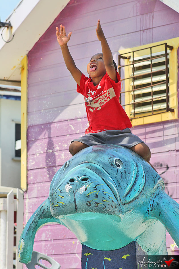 San Pedro Joins Efforts in Making Island Child Friendly
