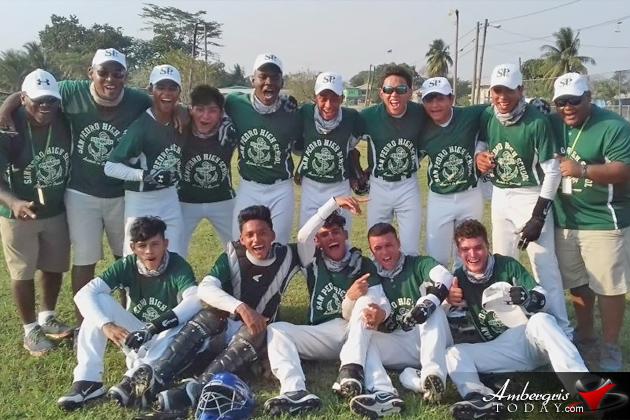San Pedro High Celebrates National Softball Victory