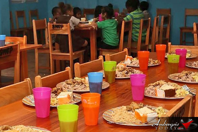 Belize Joins Mesoamerica Without Hunger School Feeding Program