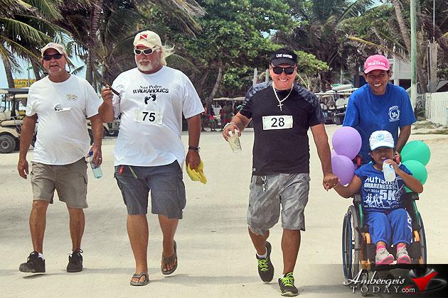 Islanders Run/Walk 5K for Autism Awareness