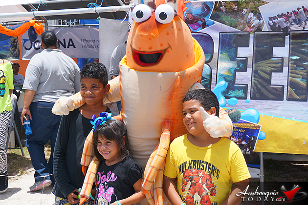 Reef Week Fair Bringing Smiles to Community
