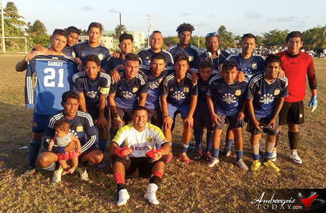 San Pedro Catrachos FC Win Xcalak 2016 Tournament