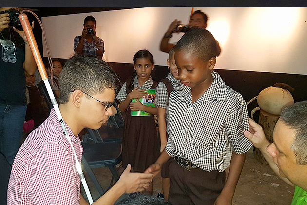 New Children's Book Follows the Journeys of a Young Belizean Hero, Rowan Garel
