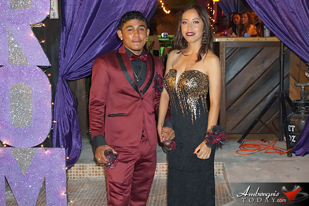 A Magical Night at San Pedro High Prom