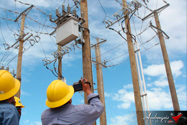 Rapid Growth on Ambergris Caye Increases Demand for Electricity