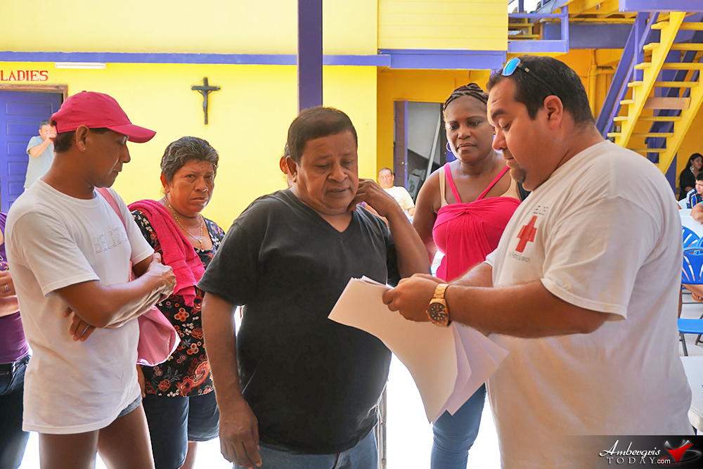 San Pedro Fire Victims Receive Funds