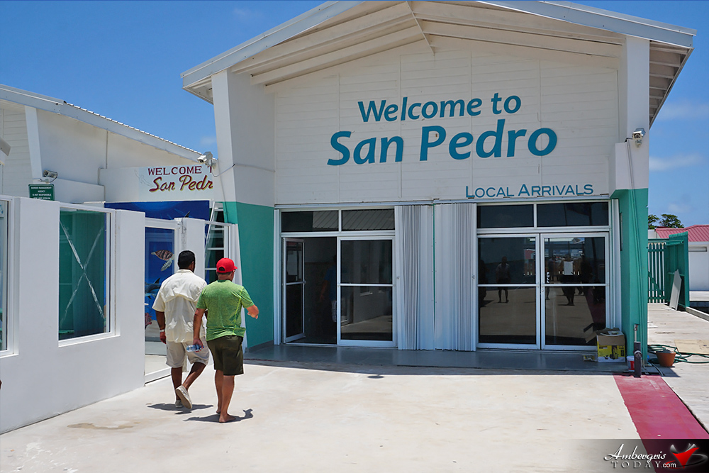 Work Begins to Move San Pedro Water Taxi Services to Lagoon Terminal