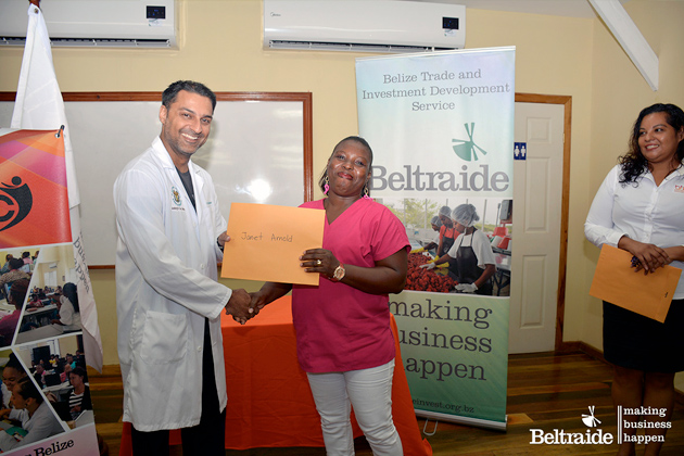 Seventeen New Persons now Equipped to Take Care of the Elderly in Belize