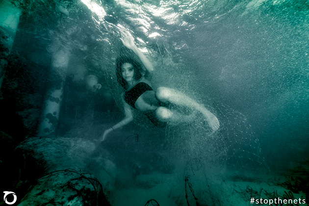 Are We Drowning Our Future? Oceana Belize Fights Gillnet Fishing