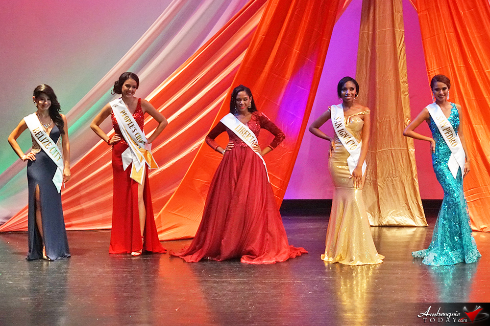 Belize Selects New Miss Belize Universe After 10 years