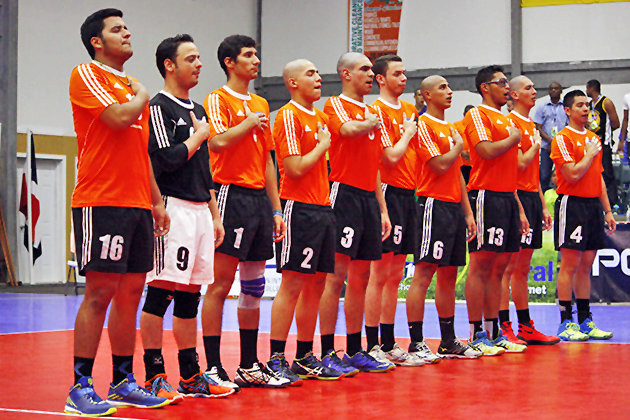 Bronze for Belize at Men's Volleyball World Championship Qualifications