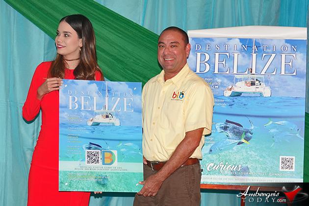 New and Improved, Destination Belize Magazine Revealed