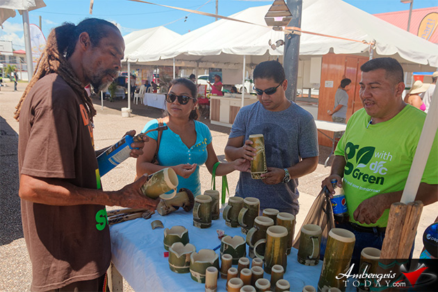 DFC EXPO highlights Impact on Belize's Economy