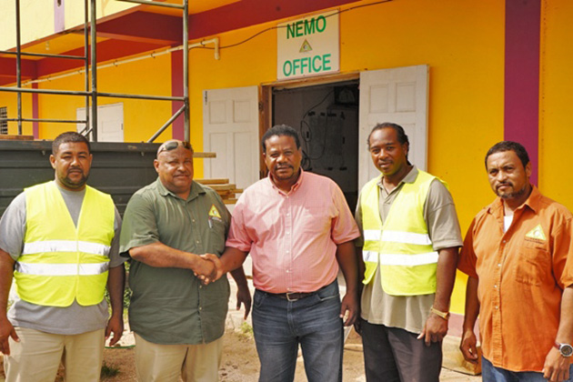 Belize Assesses Progress of Hurricane Earl Recovery & Rebuilding Efforts