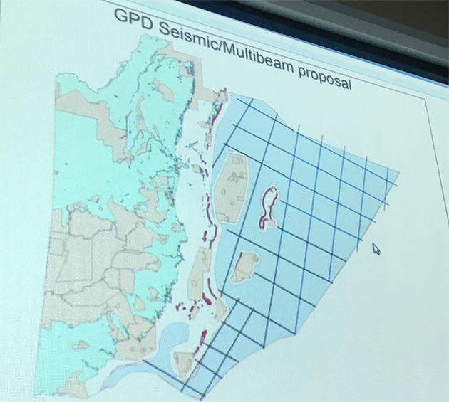 Our Barrier Reef is Being Held at Gun Point, Seismic Survey approved for Belize