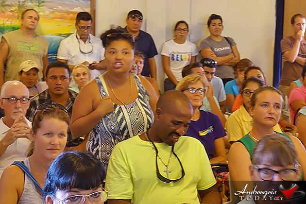Belizeans Demand Government to Stop Seismic Survey