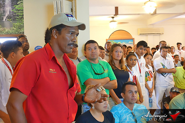 San Pedro Stands Up for Entire Country of Belize, Stops Seismic Testing