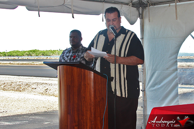 Inauguration of New and Improved Sir Barry Bowen Municipal Airport