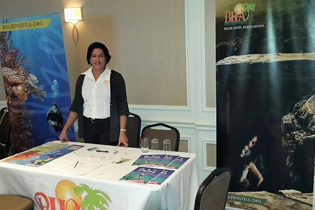BHA promoting Belize Tourism in Montreal and Toronto!