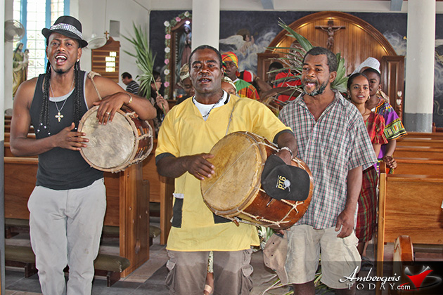 Celebrating Culture and History with the Garinagu of Belize