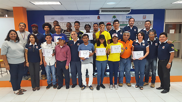 UB Engineering Students Win Structures Competition in Mexico