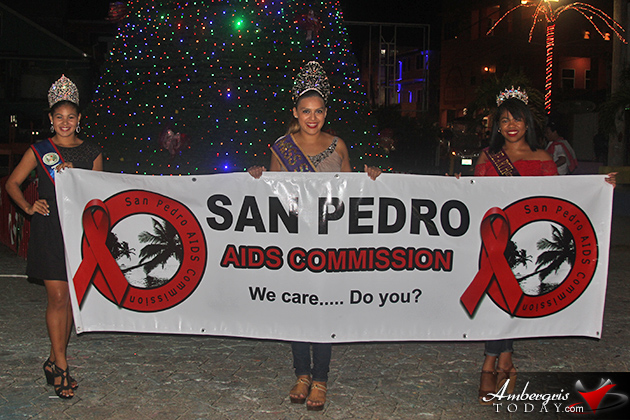 San Pedro Aids Commission Solidarity Walk and Expense Report