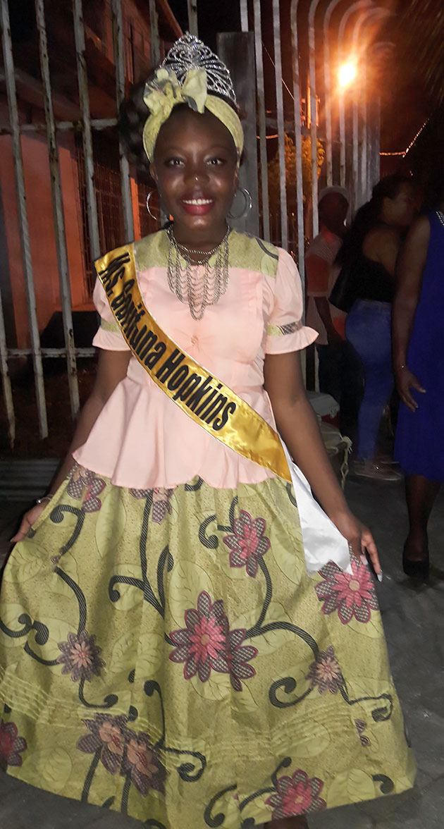 Belize Wins at 1st Reina Garifuna del Caribe Pageant Guatemala!