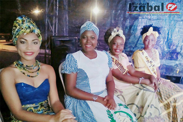 Belize Wins at 1st Reina Garifuna del Caribe Pageant Guatemala!