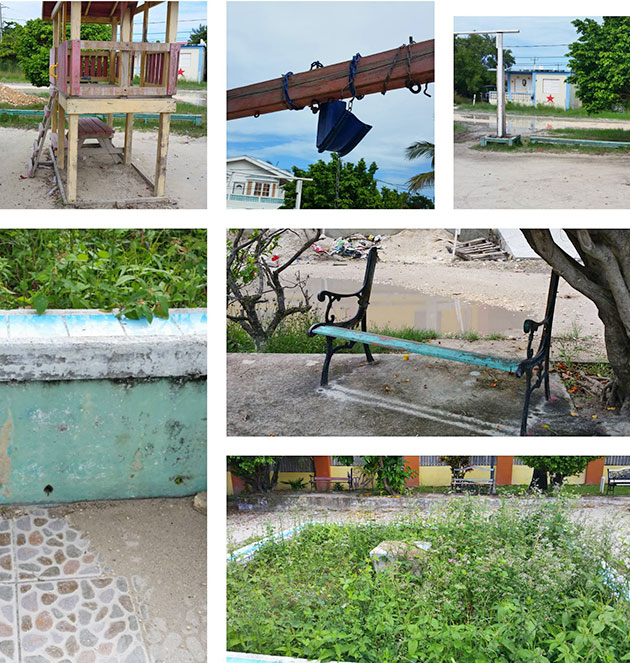 Flamboyant Park Gets Facelift by Projects Abroad