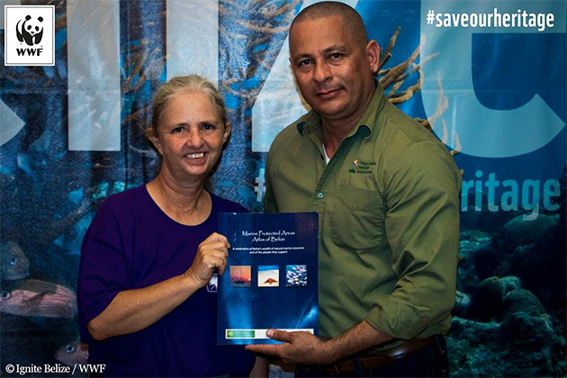 20th Anniversary of Belize Barrier Reef Reserve System as a World Heritage Site