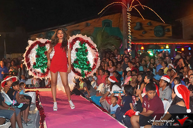 Love FM Christmas Parade Lights Up San Pedro