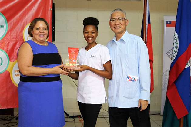 Belizean Entrepreneurs Receive Seed Funding to Expand their Business