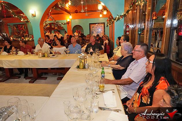 Elvi S Kitchen Celebrates 40th Anniversary In San Pedro Ambergris Caye Belize