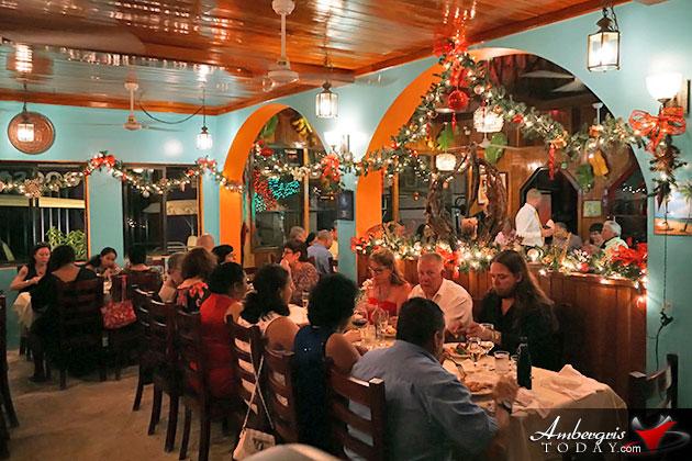 Elvi's Kitchen Celebrates 40th Anniversary in San Pedro, Ambergris Caye, Belize