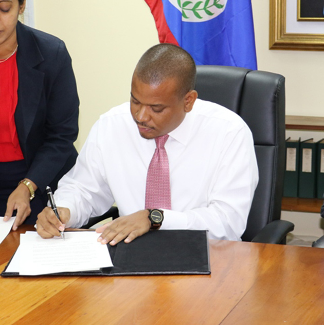 Belize is now a Signatory to the United Nations Convention against Corruption